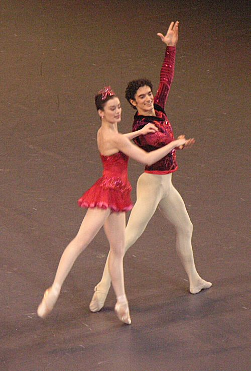 Divers - Georges Balanchine Joyaux088a