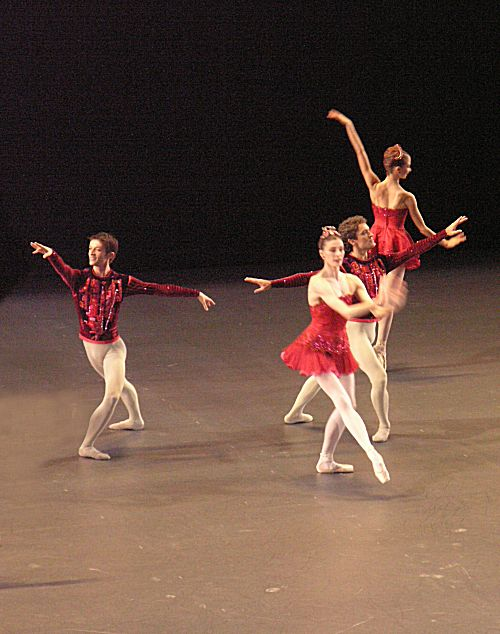 Divers - Georges Balanchine Joyaux089a
