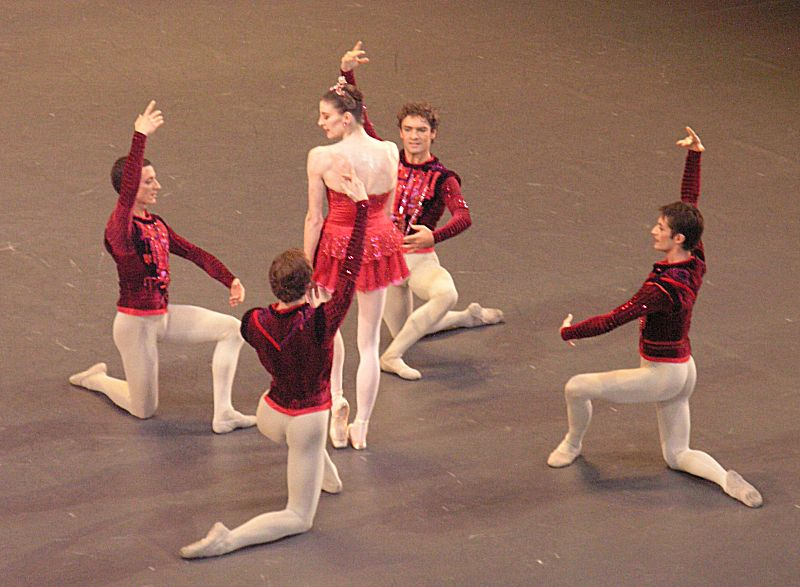 Divers - Georges Balanchine Joyaux095a