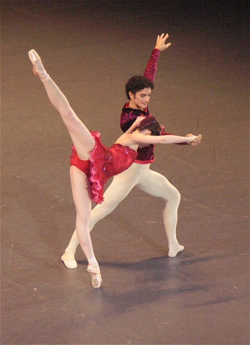 Divers - Georges Balanchine Joyaux098a