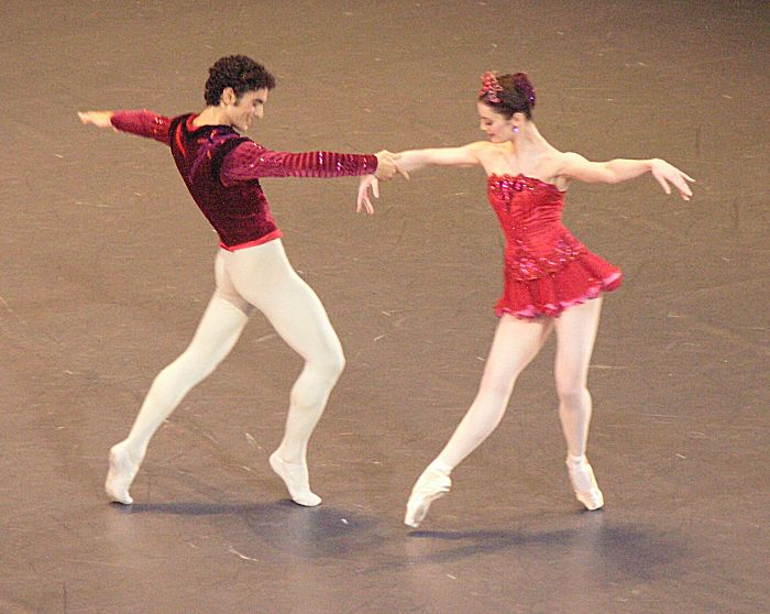 Divers - Georges Balanchine Joyaux099a