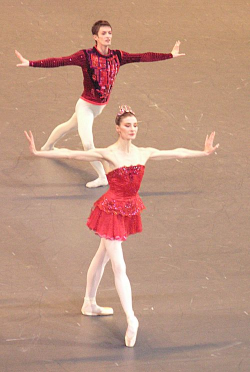 Divers - Georges Balanchine Joyaux100a